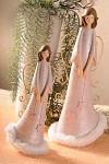 Anděl Nataša 22 cm - růžová