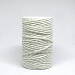 Papírový drátek 2 mm - bílý - 1m