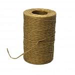 Papírový drátek 2 mm - natural - 1m