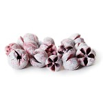 Šišky sv.růžové malé rozvité - 60 g