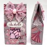 Dárková čokoládová srdíčka -  Jsi skvělá