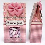 Dárková čokoládová srdíčka - Oslaď si život