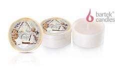 Vonná svíčka ve skle malá  - vanilla angel