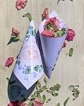 Papírový kornout na plátky růží - 8 ks - čajová růže