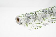 Vlizelín s bílými hortenziemi  - 50 cm/ 1m
