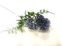 Allium mini - fialové - přízdoba - 45 cm