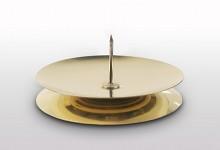 Bodec na stůl malý zlatý - 50 mm