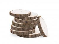 Dřevěný vrbový plát - 13 cm