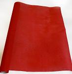 Vlizelínová šerpa červená glitter - 50cm / 2,5 m