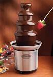 Čokoládová fontána maxi 68 cm - půjčovna