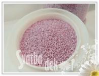 Dekorační písek - lila jemný