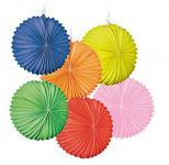 Lampion koule velká - barevný - více barev