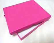 Krabička 20 x 15 x 2 cm  -  na DVD a fotky - malinová