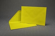Obálka barevná - žlutá