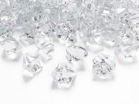 Akrylové krystaly - čiré