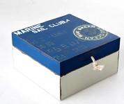 Dřevěná krabice - sail club