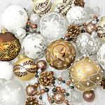 Ubrousky zimní - vločky - pudrově růžové