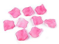 Plátky růží - sv.růžové na rozhazování
