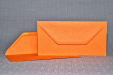 Obálka barevná DL- oranžová