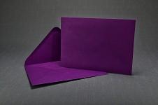 Obálka barevná - fialová