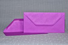 Obálka barevná DL - fialová