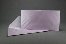 Obálka perleťová DL - fialová