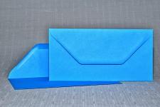 Obálka barevná DL- modrá