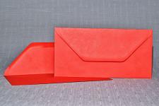Obálka barevná DL- červená