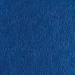 Ubrousky Elegance - tm.modré - 15ks