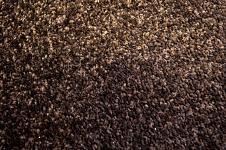 Svatební koberec - běhoun - hnědý - 10m