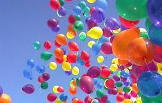 Nafouknutí balonku heliem + HI Float - 1ks