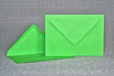 Obálka barevná - zelená jablko