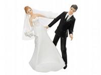 Figurka na láhev - manželé