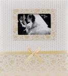 Svatební fotoalbum na fotolepky - Glory zlaté