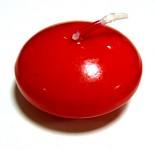 Plovoucí svíčka - červená