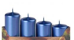 Adventní svíce - černé