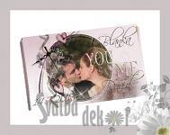 Čokoládka svatební tabulka - foto VI.