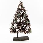 Strom vánoční -  šišky 50 cm