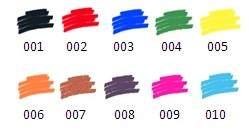 Permanentní popisovač - fialový
