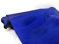 Saténová role - tmavě modrá - 9 m