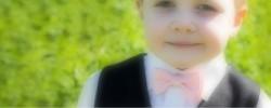 kravaty a motýlci chlapecké