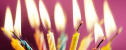 narozeninová párty