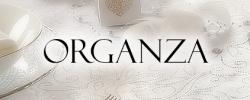 Organzy a pavučiny