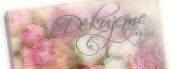 Svatební čokoládky - tabulky