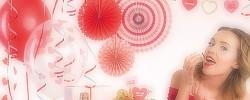balonky, girlandy a konfety