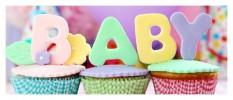 křtiny, narození miminka