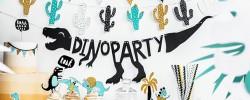 Dinosaurus párty